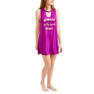 MERMAIDS SUNDRESS/COVERUP DRESS sIze XL